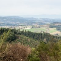 20180408 '18 Trail des Sangliers - 2ème ravito 35km - Tour